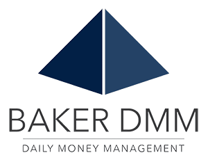 Baker DMM Daily Money Management Logo