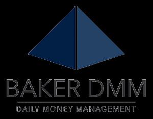 Baker DMM Daily Money Management Logo
