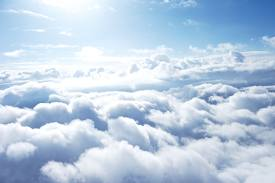 clouds peaceful relaxation with elder abuse awareness being spread