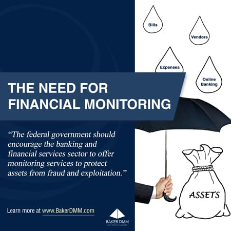 The Need for Financial Monitoring