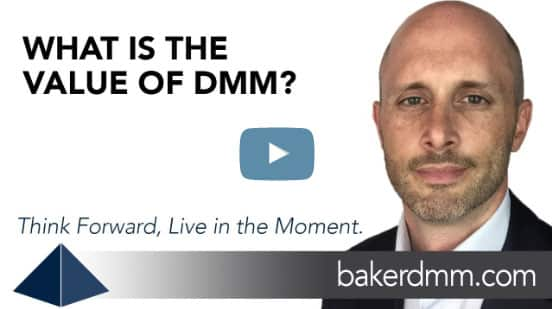 What is the Value of DMM? Baker DMM Chris Baker Video Blog